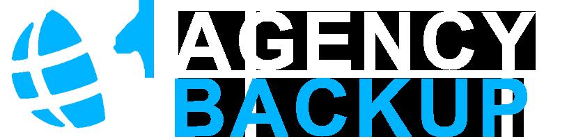 Agency Backup Logo
